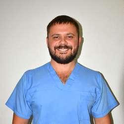 Spezialist für Delphintherapie Schwezov Jurij, Foto